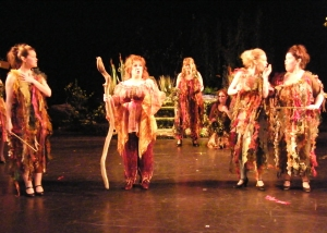 Fairy Queen, Iolanthe May 2008