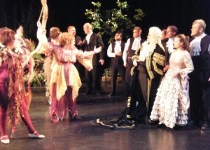 The first curse in Iolanthe (Act 1 Finale)