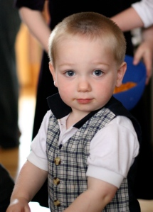 Griffin just before he turned 2 (2006)