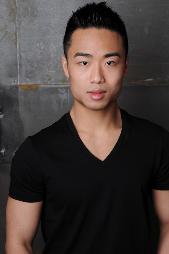 Michael Cheng–Whale King/Fisherman, Newlywed, Guardian (Sept. 11 only) - michael-cheng